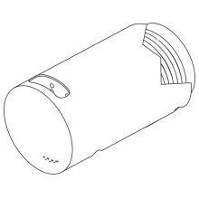 "Landa MHC, HOT Pressure Washer Heating Coil, 14.5"" Diameter, 8.914-962.0"