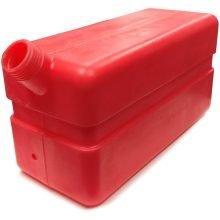 Landa 5 Gallon Fuel Tank, Poly, Red