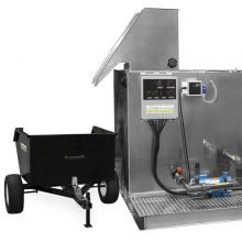 Complete Wash Water Recycling Systems for Golf/Turf and Industrial Applications