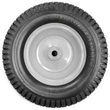 "WHEEL & PU TIRE ASSY, 12"" STEEL RIM - 8.754-435.0"