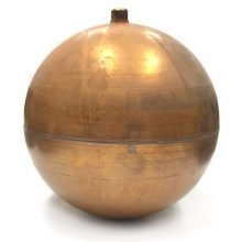 "Copper Float Ball, 1/4"" - 20 Thread"