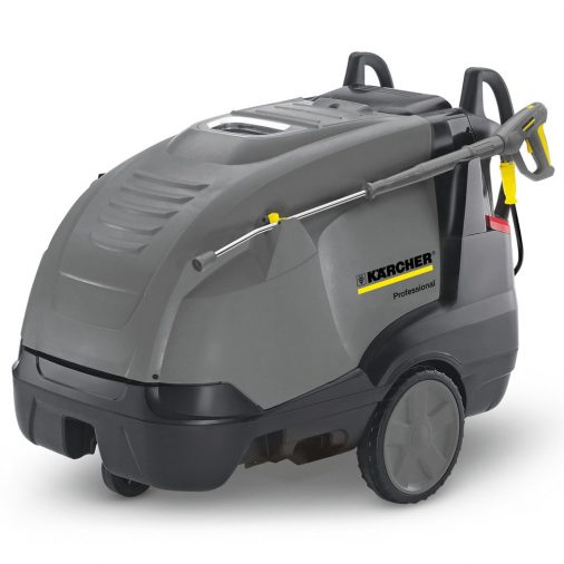 Karcher HDS Mid Class - Electric Powered, Diesel Heated, Portable Pressure Washer