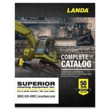 Landa Ls 3 Pump Series Breakdown Manual