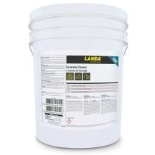 Landa Concrete Cleaner Chemical, 5 or 55 Gallon, 8.720-068.0