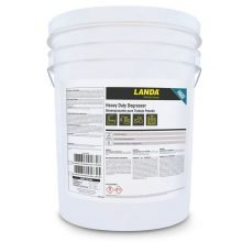 Landa Heavy Duty Degreaser, Pressure Washer Safe Chemical, Phosphate Free