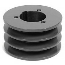 3TB Pulley, Cast Iron, High Quality