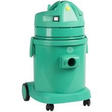Vacuum for Hospitals, HEPA filter, Antibacterial Green Barrel Vacuum