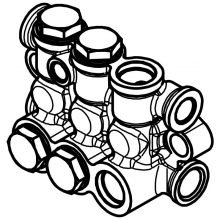 Landa LB Pump Manifold 8.754-852.0