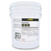 Landa Concrete Remover Chemical for Pressure Washers
