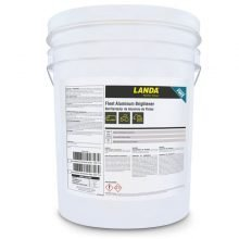 Landa Fleet Aluminum Brightener, 5 Gallon Pail Bucket