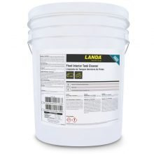 Landa Fleet Interior Tank Cleaner Chemical, 5 Gallon Bucket or Pail