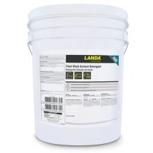 Landa Fleet Wash Solvent Detergent Chemical, 5 Gallon Bucket