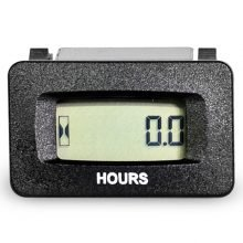 Hour Meter for Pressure Washers