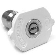 General Pump, Quick Connect Nozzles, White, 40 Degrees