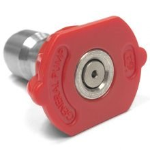General Pump, Quick Connect Nozzles, Red, 0°
