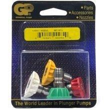 General Pump Quick Connect Nozzle Set, 4 Pack