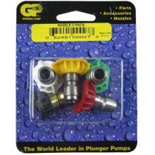 General Pump (GP) 5 Pack, Quick Connect Nozzles