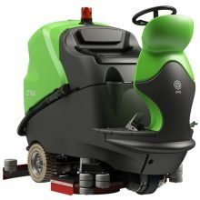 IPC Eagle Ct160, Ride On Floor Scrubber Machine