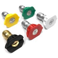 Legacy 5 Pack, Quick Connect Nozzles, Color Coded