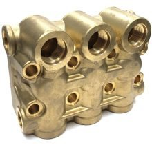 Pump Manifold, T-Series, 9.802-933.0