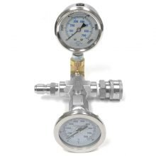 Pressure and Temperature test Set, 10,000