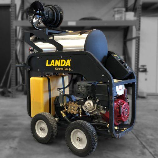 Used Pressure Washer, Landa MHC4