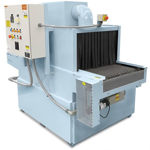 SCE Parts Washer, Conveyor Belt Series