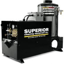 SCE SED Pressure Washer Series