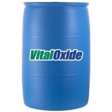Vital Oxide, 55 Gallon Drum Chemical, 8.698-112.0