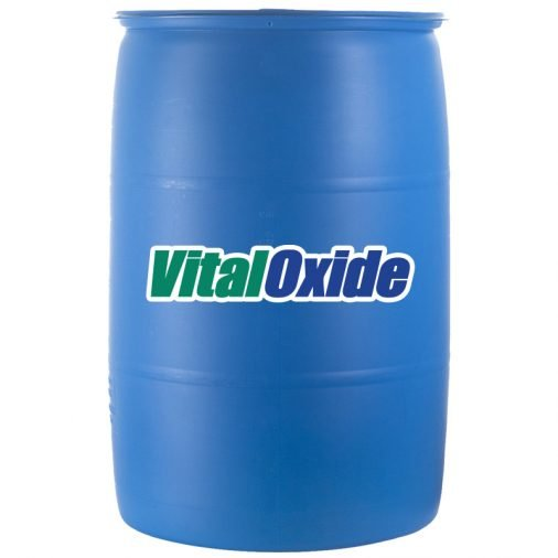 Vital Oxide, 55 Gallon Drum Chemical, 8.698-112.0
