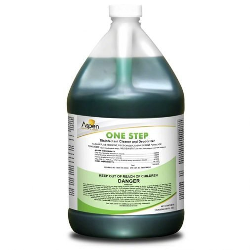 Aspen One Step - 1 Gallon Concentrate Chemical