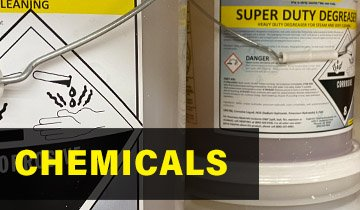 Chemicals Banner