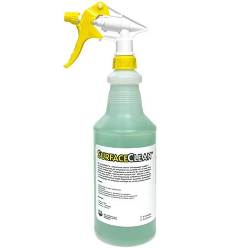 SurfaceClean Chemical, 32 Oz. Bottle