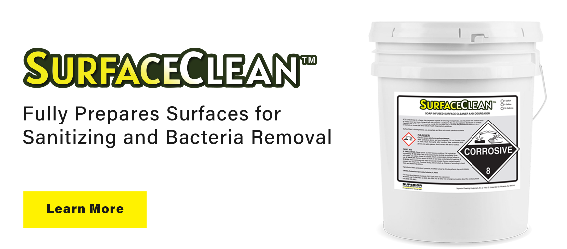 SurfaceClean Chemical