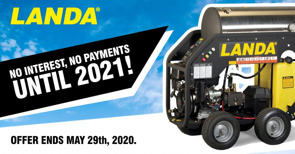 Landa Spring Promotion Sale - No Interest No Payments 2020