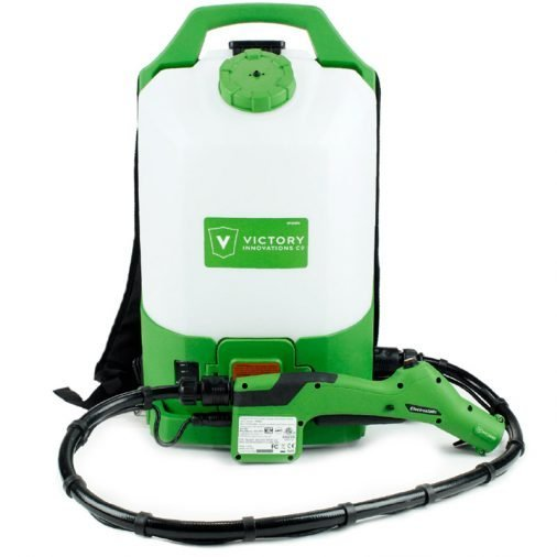 Victory Backpack Sprayer, VP300ES, Front View