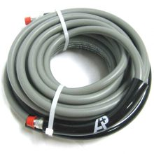 A+, A Plus, High Pressure Hose, Smooth Cover, Grey, 4000 PSI