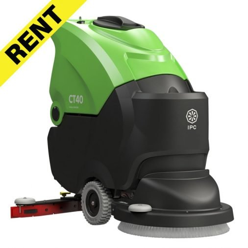 IPC Floor Scrubber Rental