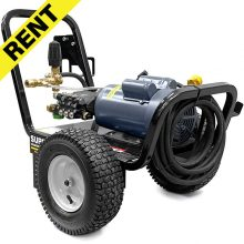 PEC, Portable, Electric, Cold Water, Rental Power Washer