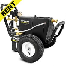 SCE VERSA, Power Washer and Mister Combo For Rent