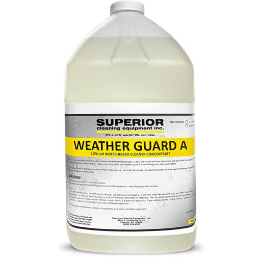 Weather Guard A Chemical, 1 Gallon Bottle
