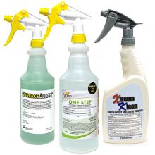 COVID-19 Essentials Bundle, Xtreme Kleen, Aspen One Step, SurfaceClean