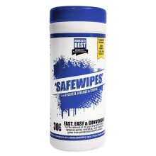 Graffiti Remover Safewipes, Canister, 30 Pack, WB0056