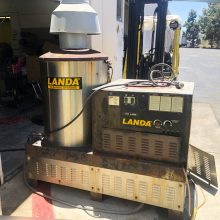 Used Landa VHG6 Pressure Washer for Sale in San Diego, California