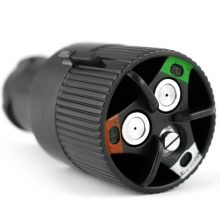 Victory VP50, 3 in one nozzle