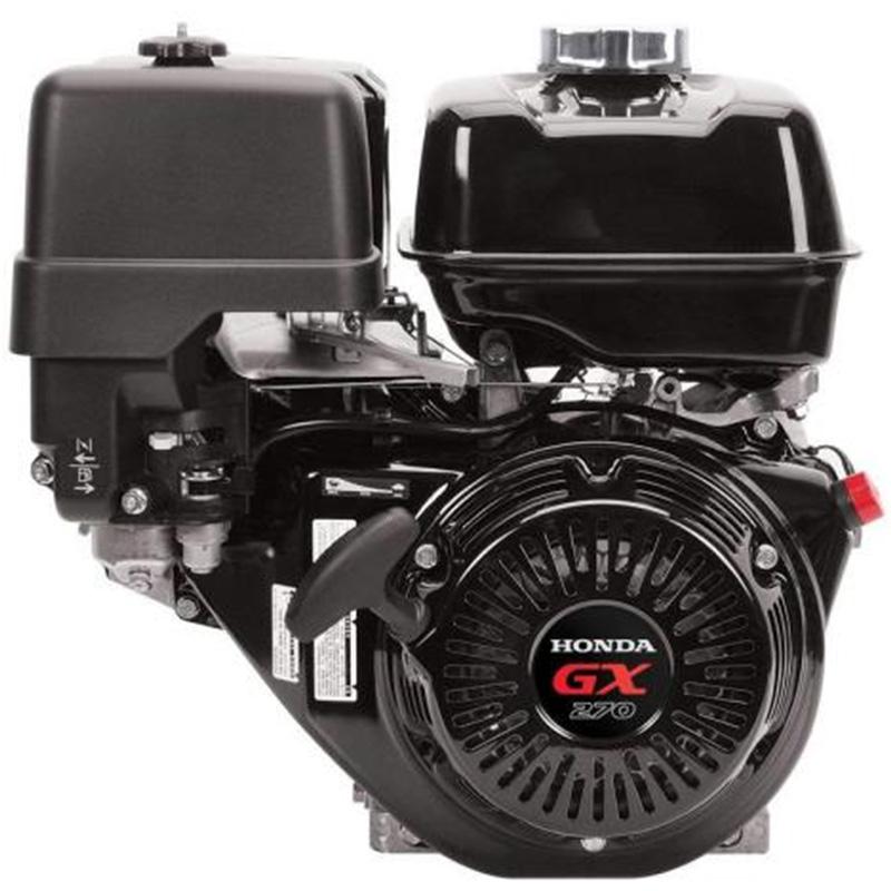 Honda GX270, GX270UT2QA2-BK, 1