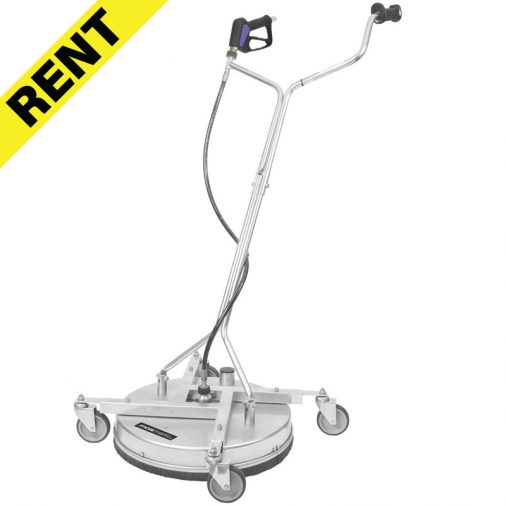 Surface Cleaner with Vacuum Port, Rental Available, Phoenix 85034