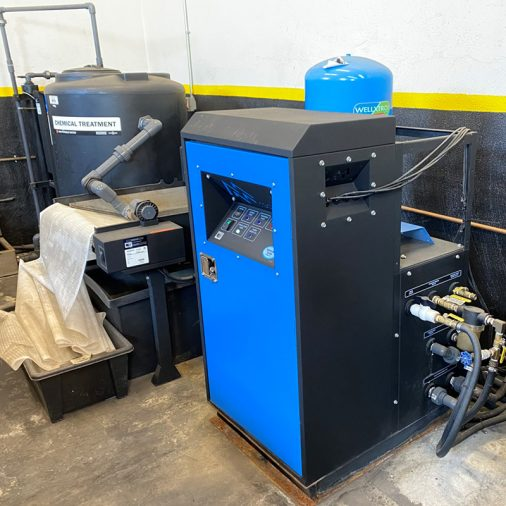 Used Water Maze Recycling System, For Sale, Phoenix Arizona. REC2-20