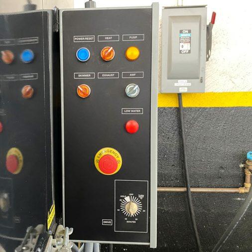 Used Jenfab / JRI PCS Parts Washer