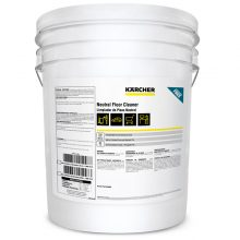 Karcher Neutral Floor Cleaner Chemical, 5 Gallons
